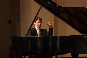 Chamber Music Concert: Thomas Sauer, Piano @ The Great Room | Southern Pines | North Carolina | United States