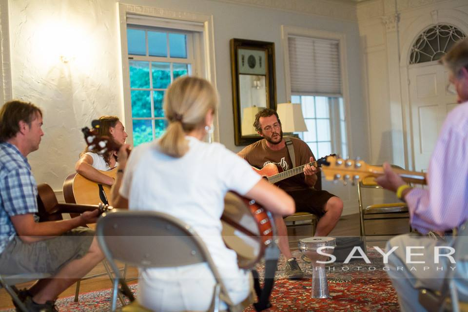 Jam Session / Musician's Song Circle @ Weymouth Center for the Arts & Humanities | Southern Pines | North Carolina | United States