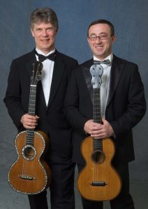 Chamber Music Concert: Douglas James & Pasquale Rucco, Classical Guitar @ The Great Room | Southern Pines | North Carolina | United States