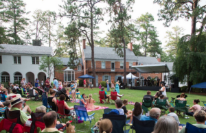 Sounds on the Grounds:  Falkyn Velvet @ Weymouth Grounds | Southern Pines | North Carolina | United States