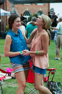 Sounds on the Grounds:  Liquid Pleasure @ Weymouth Grounds | Southern Pines | North Carolina | United States