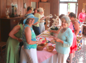 Women of Weymouth Annual Strawberry Festival @ Weymouth Center | Southern Pines | North Carolina | United States