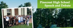 Pinecrest High School Speech & Debate Showcase @ Southern Pines   North Carolina   United States