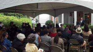 North Carolina Literary Hall of Fame Induction Ceremony