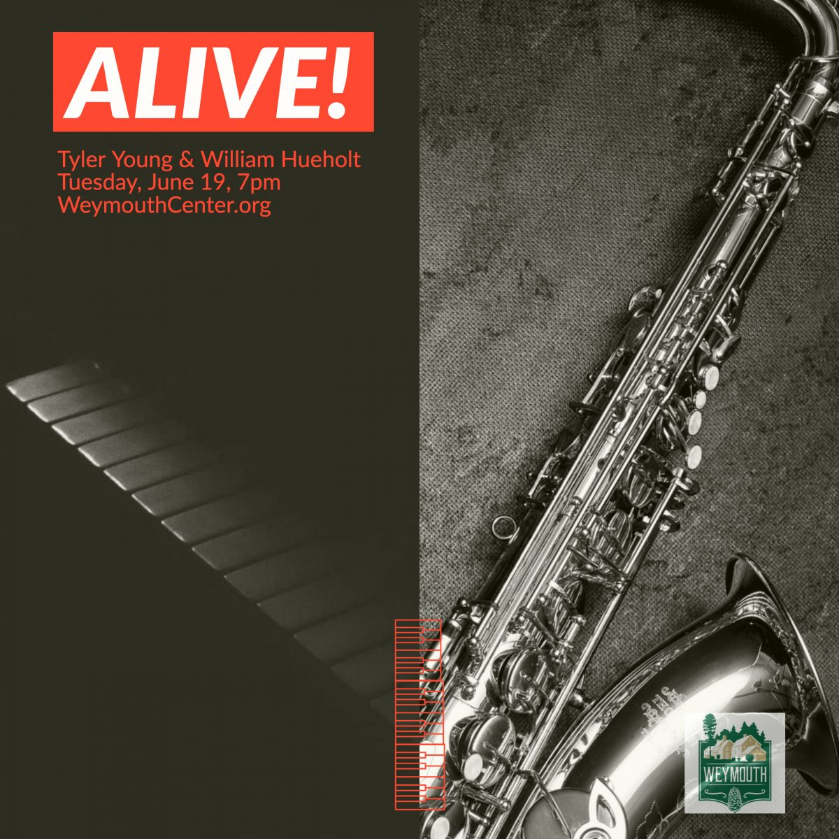 Young Affiliates Present: Tyler Young and William Hueholt Young Classical Artists Concert- ALIVE! @ Weymouth Center for the Arts & Humanities | Southern Pines | North Carolina | United States