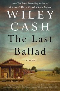 Book cover by Wiley Cash