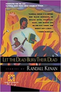 Book cover by Randall Kenan