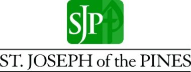 St Joseph of the Pines logo