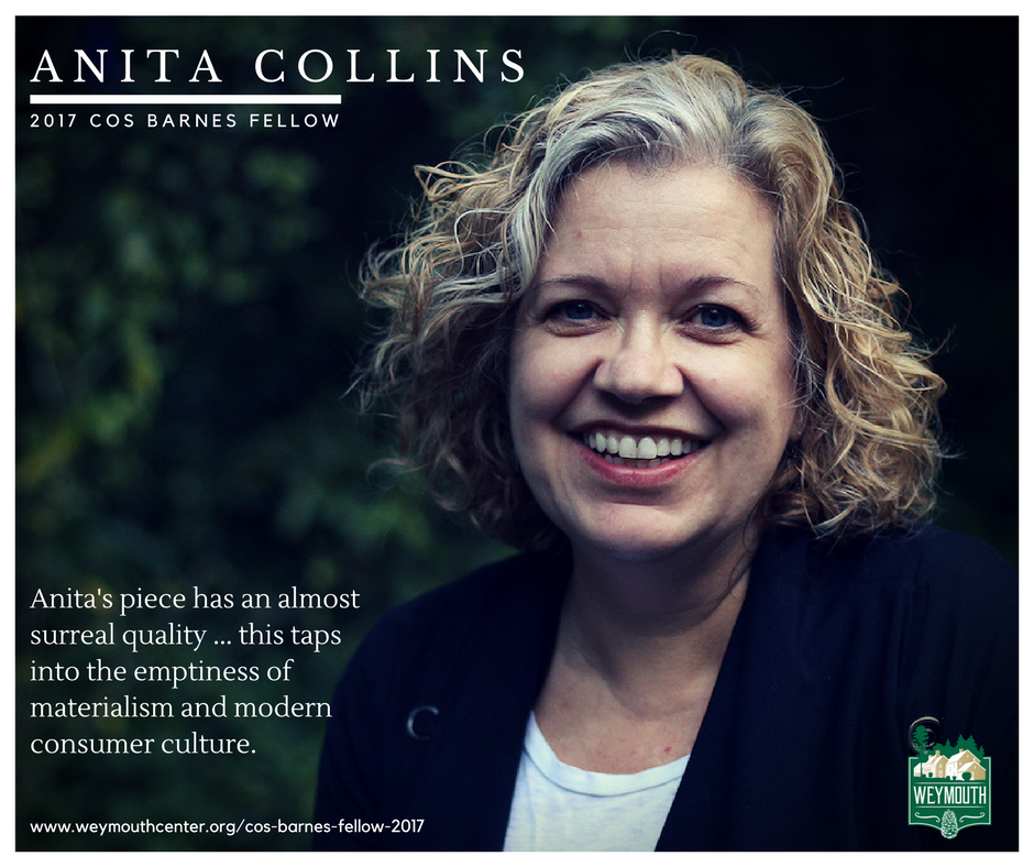 Author photo for Anita Collins