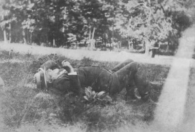 1903 Pappy Makes a Nap - James Boyd - 0165