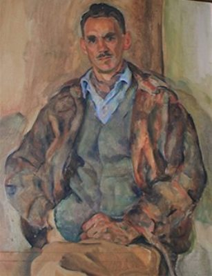 painting of James Boyd