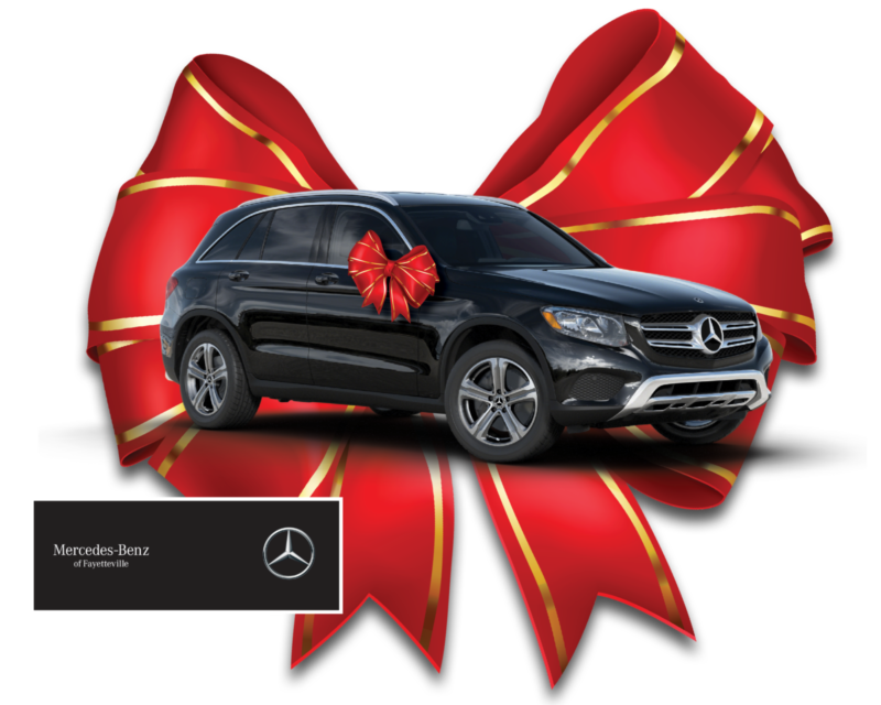 mercedes red gold bows logo 1