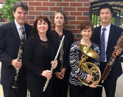 Symphony Winds performing March 1 at 2:00