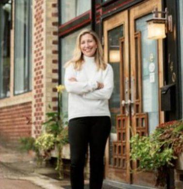 Ashley Van Camp of Ashten's Restaurant