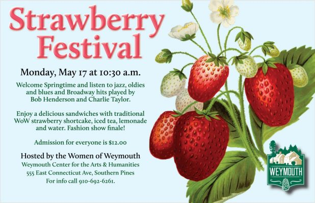 Strawberry Festival  May 17, 2021